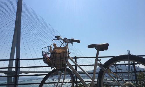しまなみ海道サイクリングと尾道・宮島・尾道観光旅行記~2日目サイクリング~