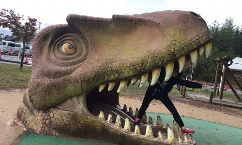福井観光旅行・恐竜博物館