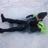 北海道旅行2日目・流氷クルーズ・知床流氷フェス