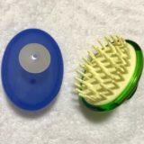 シャンプーブラシを使って髪を洗おう ヘパーデン結節